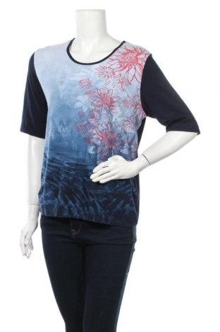 Дамска блуза Rabe, Размер XL, Цвят Многоцветен, 92% вискоза, 8% еластан, Цена 16,80лв.