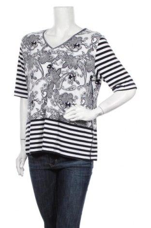 Дамска блуза Rabe, Размер XL, Цвят Бял, 92% вискоза, 8% еластан, Цена 17,85лв.