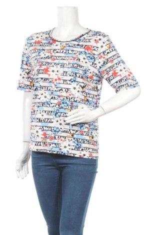 Дамска блуза Rabe, Размер L, Цвят Многоцветен, 92% вискоза, 8% еластан, Цена 15,96лв.