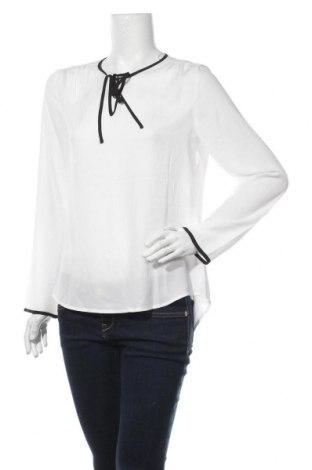 Дамска блуза S.Oliver, Размер M, Цвят Бял, Полиестер, Цена 51,75лв.