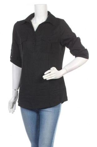 Дамска блуза Ses, Размер L, Цвят Черен, Полиестер, Цена 15,96лв.