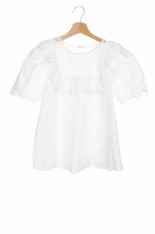 Дамска блуза Sinequanone, Размер XS, Цвят Бял, Памук, Цена 33,58лв.