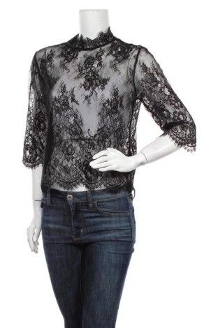 Дамска блуза Sparkz, Размер M, Цвят Черен, Цена 6,25лв.