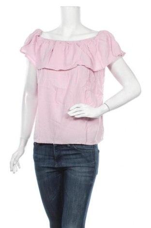 Дамска блуза Sparkz, Размер S, Цвят Лилав, Вискоза, Цена 27,72лв.
