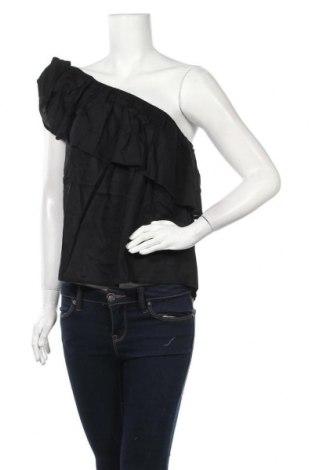 Дамска блуза Sparkz, Размер XS, Цвят Черен, Вискоза, Цена 25,35лв.