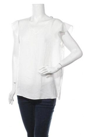 Дамска блуза Steffen Schraut, Размер L, Цвят Бял, 100% полиестер, Цена 62,30лв.