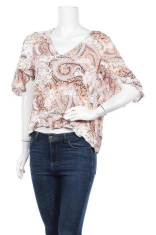 Γυναικεία μπλούζα Suzanne Grae, Μέγεθος XXL, Χρώμα Πολύχρωμο, Βισκόζη, Τιμή 4,42€