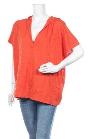 Γυναικεία μπλούζα Suzanne Grae, Μέγεθος XL, Χρώμα Πορτοκαλί, Πολυεστέρας, βαμβάκι, Τιμή 4,77€