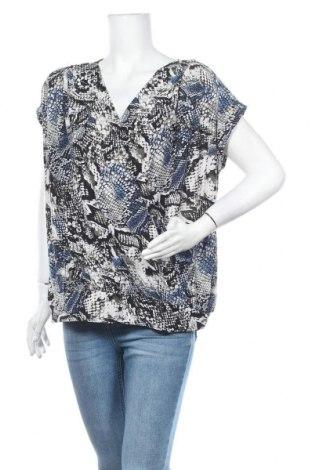 Γυναικεία μπλούζα Suzanne Grae, Μέγεθος XL, Χρώμα Πολύχρωμο, 94% πολυεστέρας, 6% ελαστάνη, Τιμή 3,41€
