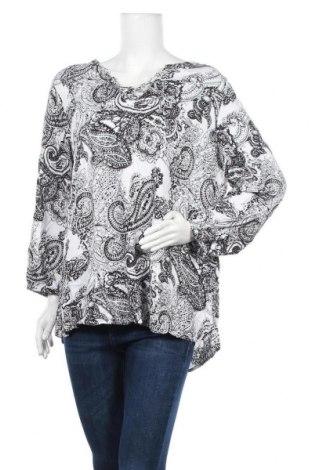Γυναικεία μπλούζα Suzanne Grae, Μέγεθος XL, Χρώμα Λευκό, Βισκόζη, Τιμή 4,09€