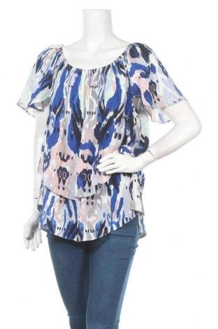 Γυναικεία μπλούζα Suzanne Grae, Μέγεθος XXL, Χρώμα Πολύχρωμο, Πολυεστέρας, Τιμή 5,85€