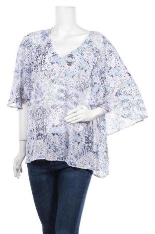 Γυναικεία μπλούζα Suzanne Grae, Μέγεθος XXL, Χρώμα Πολύχρωμο, Πολυεστέρας, Τιμή 9,10€