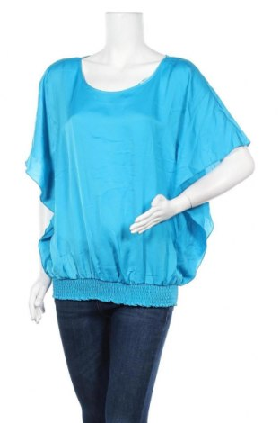 Γυναικεία μπλούζα Suzanne Grae, Μέγεθος XL, Χρώμα Μπλέ, Πολυεστέρας, Τιμή 6,59€