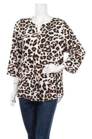Γυναικεία μπλούζα Suzanne Grae, Μέγεθος XL, Χρώμα Πολύχρωμο, Πολυεστέρας, Τιμή 5,52€