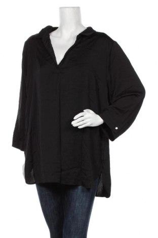 Γυναικεία μπλούζα Suzanne Grae, Μέγεθος XXL, Χρώμα Μαύρο, Πολυεστέρας, Τιμή 22,80€