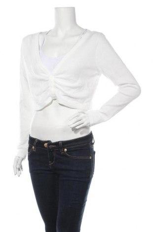 Дамска блуза Valley Girl, Размер XL, Цвят Бял, 96% полиестер, 4% еластан, Цена 10,08лв.