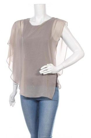Дамска блуза Vero Moda, Размер XS, Цвят Сив, 50% полиестер, 50% вискоза, Цена 3,00лв.
