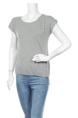 Дамска блуза Vivance, Размер S, Цвят Многоцветен, 95% вискоза, 5% еластан, Цена 25,20лв.