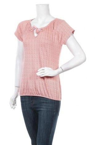 Дамска блуза Vivance, Размер M, Цвят Розов, 95% вискоза, 5% еластан, Цена 25,20лв.