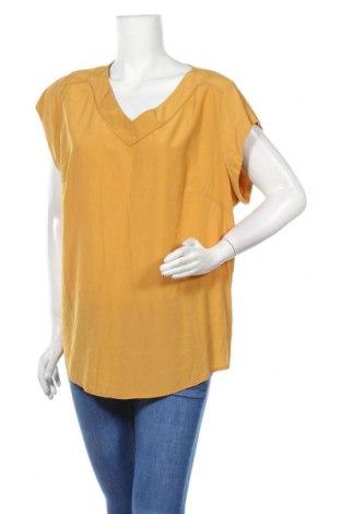 Дамска блуза Viventy by Bernd Berger, Размер XL, Цвят Жълт, Цена 16,80лв.