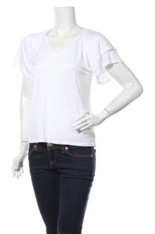 Дамска блуза Vrs Woman, Размер M, Цвят Бял, Цена 15,12лв.