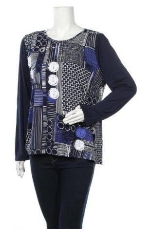 Дамска блуза W. Lane, Размер XL, Цвят Многоцветен, 95% вискоза, 5% еластан, Цена 37,80лв.