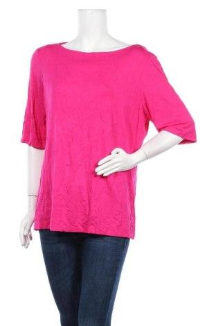 Дамска блуза W. Lane, Размер XXL, Цвят Розов, 95% вискоза, 5% еластан, Цена 21,84лв.