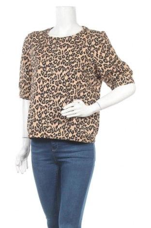 Дамска блуза WE, Размер XL, Цвят Многоцветен, 95% памук, 5% еластан, Цена 18,90лв.