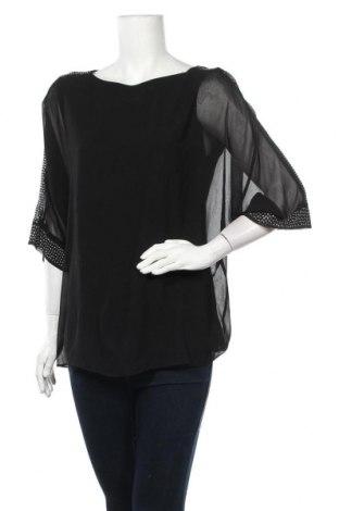 Дамска блуза Wallis, Размер S, Цвят Черен, Полиестер, Цена 44,25лв.