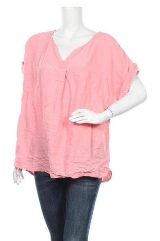 Дамска блуза Yessica, Размер XL, Цвят Розов, 55% лен, 45% вискоза, Цена 13,97лв.