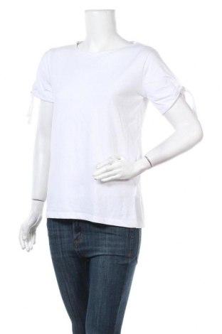 Дамска блуза Your Fashon Trend, Размер M, Цвят Бял, 65% полиестер, 35% памук, Цена 16,80лв.