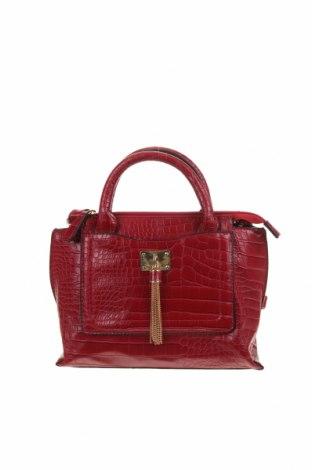 Дамска чанта, Цвят Червен, Еко кожа, Цена 30,45лв.