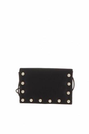 Дамска чанта, Цвят Черен, Текстил, Цена 12,60лв.