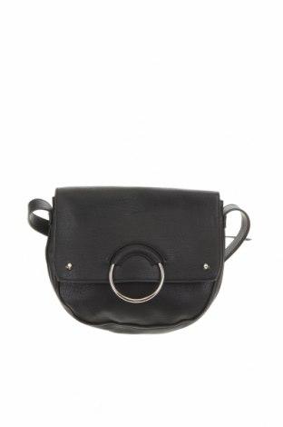 Дамска чанта, Цвят Черен, Еко кожа, Цена 26,93лв.