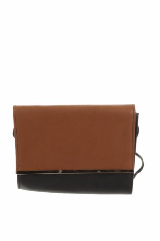 Дамска чанта, Цвят Кафяв, Еко кожа, Цена 14,44лв.