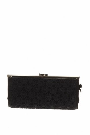 Дамска чанта, Цвят Черен, Текстил, Цена 13,23лв.