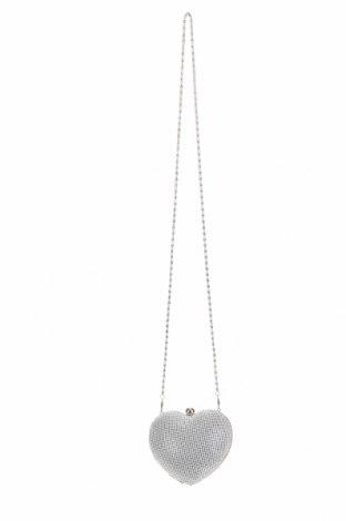 Дамска чанта, Цвят Бял, Текстил, Цена 35,70лв.