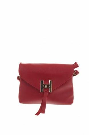 Дамска чанта, Цвят Червен, Еко кожа, Цена 13,86лв.