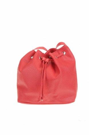 Дамска чанта, Цвят Червен, Еко кожа, Цена 24,57лв.