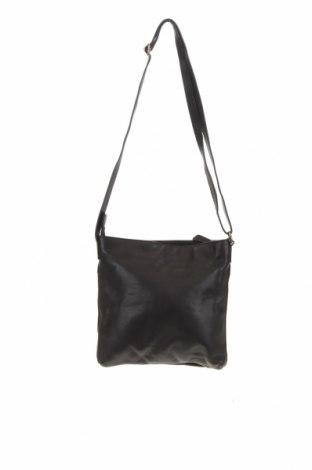 Дамска чанта, Цвят Черен, Естествена кожа, Цена 46,88лв.