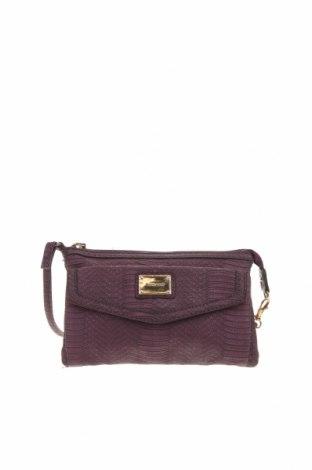 Дамска чанта, Цвят Лилав, Еко кожа, Цена 22,94лв.