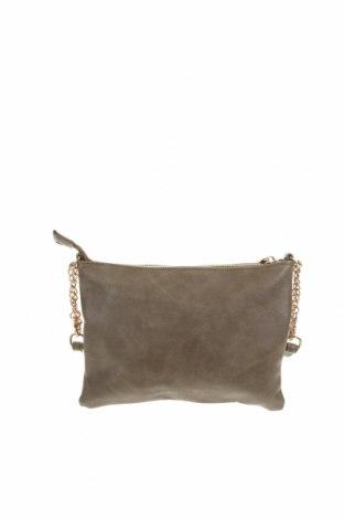 Дамска чанта, Цвят Зелен, Еко кожа, Цена 21,42лв.