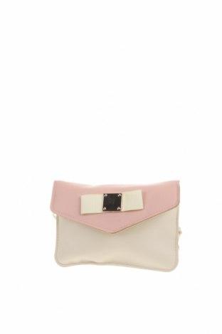 Дамска чанта, Цвят Розов, Еко кожа, Цена 22,68лв.