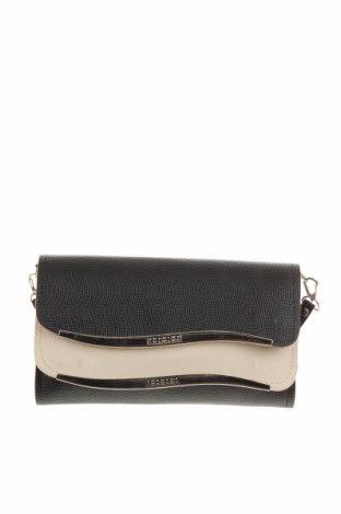 Дамска чанта, Цвят Черен, Еко кожа, Цена 21,42лв.