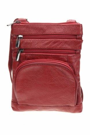 Дамска чанта, Цвят Червен, Еко кожа, Цена 22,05лв.