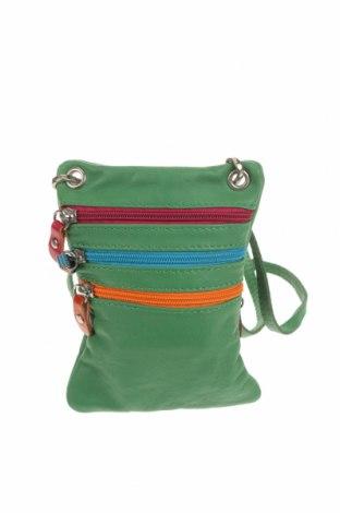 Dámská kabelka , Barva Zelená, Pravá kůže, Cena  694,00Kč