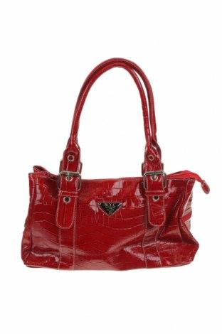 Дамска чанта, Цвят Червен, Еко кожа, Цена 25,94лв.