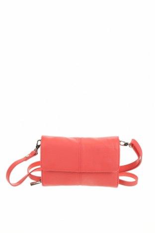 Дамска чанта, Цвят Розов, Еко кожа, Цена 27,30лв.