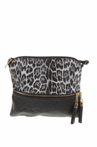 Дамска чанта, Цвят Черен, Еко кожа, Цена 20,48лв.