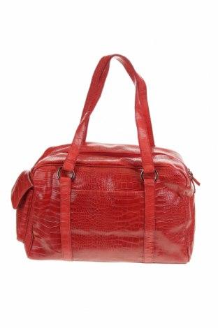 Дамска чанта, Цвят Червен, Еко кожа, Цена 23,21лв.